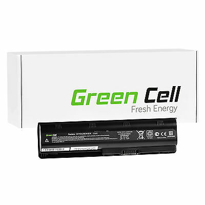Green Cell® Batterie pour HP G72-150EF Ordinateur PC Portable (4400mAh)