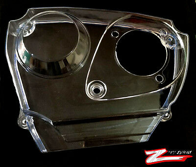 Clear Cam Gears Cover For  NISSAN Skyline R32 R33 GTS RB25DET