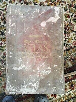 The Times Atlas And Gazetteer Of The World
