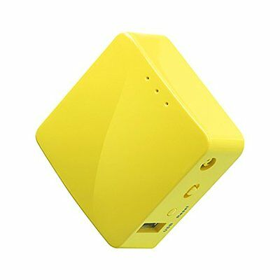 GL-MT300N Standard, smart mini router, 300Mbps WiFi, OpenWrt pre-installed,