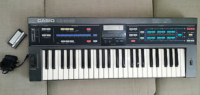 Casio CZ-1000 Synthesizer - Perfect Working Order - Vintage 80's Synth