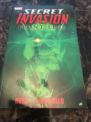 Secret Invasion: Front Line by Marvel Comics (Paperback, 2009)
