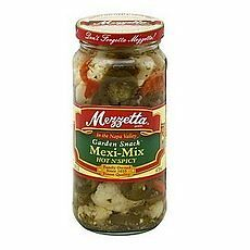 KEHE-73214001286-G L Mezzetta Peppers, Mexi-Mix Veggie, 16-Ounce (Pack of 6)