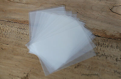 new 15 page 4X5 NEGATIVES FILM SLEEVES ARCHIVAL STORAGE SHEETS for 4X5 film