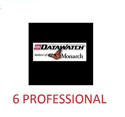 Datawatch Monarch 8 Standard Disc + License