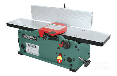 """General 80-025 6"""" Benchtop Jointer With Helical Head Brand New in Box"""