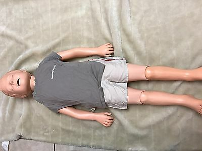 Laerdal Resusci  junior Child CPR Training Full Body EMT Medical Trainer Manikin