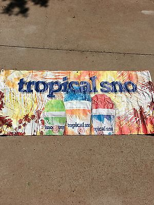 Tropical Sno Package (Will Sell Separately)