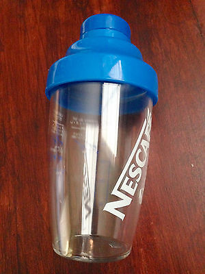 Rare Collectible Nescafe coffee tea drink shaker from Japan
