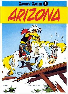 Lucky Luke, tome 3 : Arizona de Goscinny | Livre | d'occasion