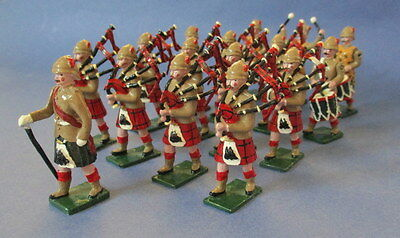Pipes and Drums of the Black Watch by Star Collectibles