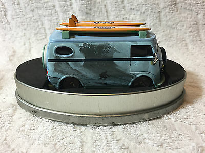 Rare Fossil Volkswagen Surf Van Watch Clock Time Piece (Limited Edition)
