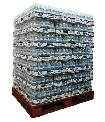 Kirkland Natural Signature Spring Water 500ml, 49 x 40ct Cases