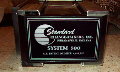 Standard Change Makers 500 Note Acceptor