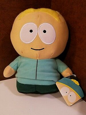 south park Butters plush toy factory