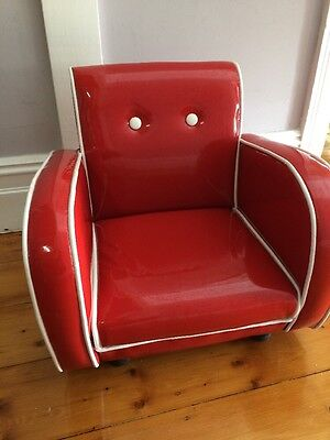 childrens/toddlers arm chair