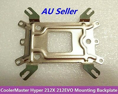 Heatsink Backplate for Coolermaster Hyper 212X 212EVO Suitable Intel AMD Socket
