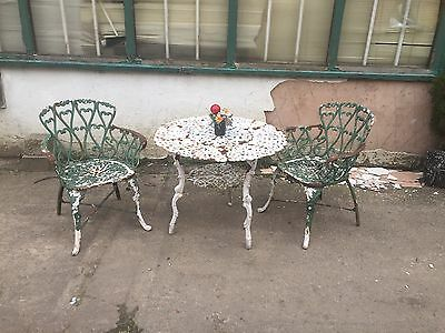 Bistro Set Garden Patio Table and Chairs