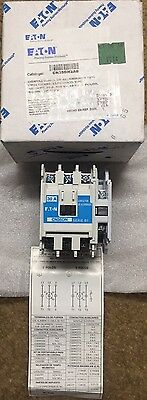 NEW IN BOX EATON/CUTLER-HAMMER CN35DN3 LIGHTING CONTACTOR 30 AMP 120V Cool