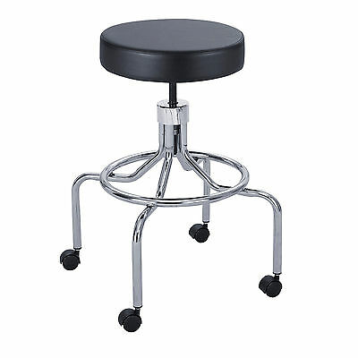 """SAFCO 3433BL Lab Stool 25""""-33"""" High Base with Screw Lift and includes shipping"""