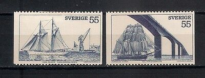 Sweden  * Mh - Boats  - 6/1