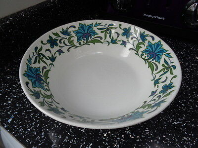 Midwinter Spanish Garden Serving Bowl