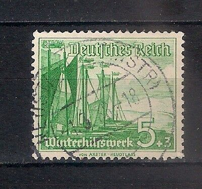 Germany Reich  Used - Boats  - 6/1