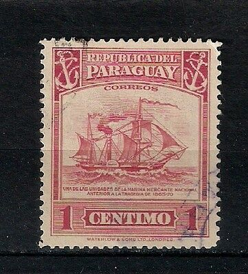 Paraguay  Used - Boats  - 6/1