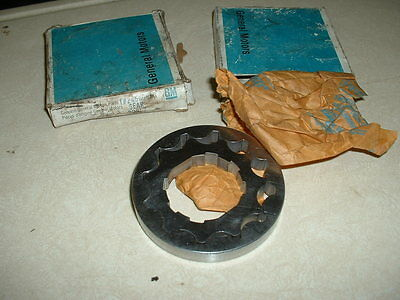 GM Oil Pump Gears NOS 2 for 1
