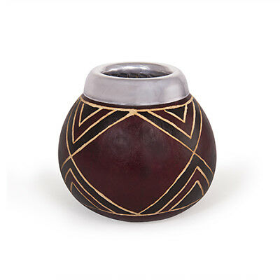 NEW Traditional Yerba Mate Gourd