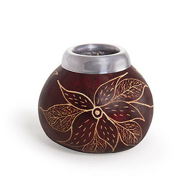 NEW NEW Traditional Yerba Mate Gourd Cup for drinking Yerba Mate