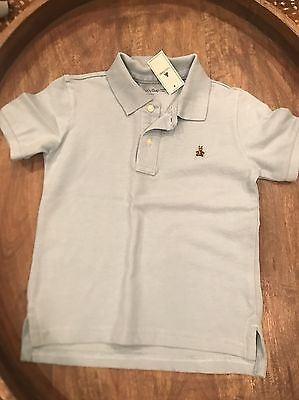 NEW Baby Gap Toddler Boys Polo Shirt 4 Years, 4T
