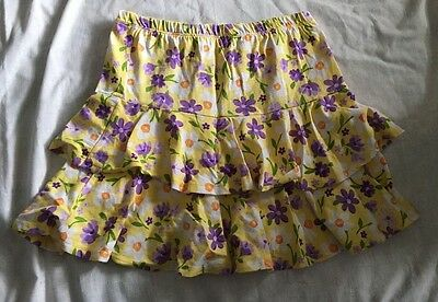 girls gymboree size 12 Skort From The Daffodil Garden Line