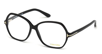 Lunettes de vue Tom Ford FT5300 001 Shiny Black