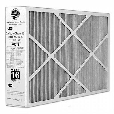 Furnace Filter - Genuine Lennox X6672 MERV 16 Filter