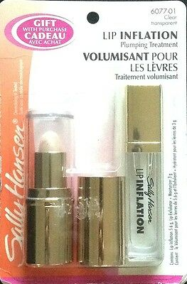 Sally Hansen Lip Inflation Plumping Treatment 6690-15 Clear