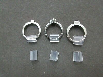 6Pcs Ring Guards Snuggies - Guard Rings Engagement Rings and Bands FREE SHIPPING