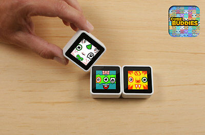 Sifteo Cubes 2 GEN Intelligent Game Toy System