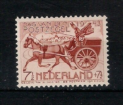 netherlands 1943  * MH - stagecoach  - 6/2