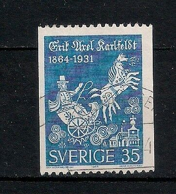 sweden 1931  USED - stagecoach  - 6/2