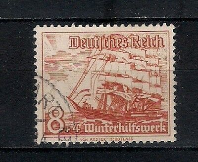 Germany Reich  Used - Boats  - 6/2