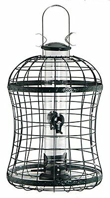 WOOD-WLTUBE10-Woodlink WLTUBE10 Caged Mixed Seed Tube Feeder
