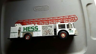 1989 Hess Fire Engine truck and ladder