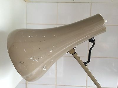 Vintage Herbert Terry anglepoise lamp in working order