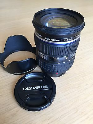 Olympus 12-60mm f2.8-4 Zoom Lens - Boxed