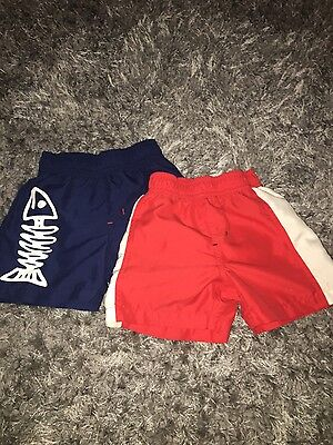 Baby Boys 18-24 Months Swim Shorts