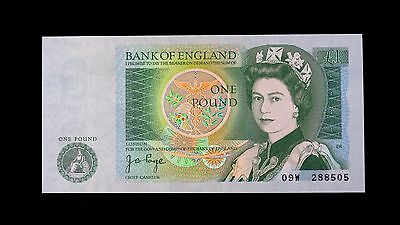Bank of England Great Britain 1 Pound GEM UNC Uncirculated