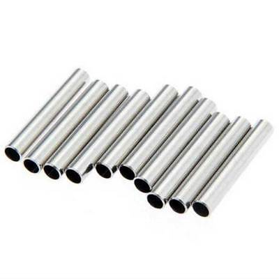 10pcs 304 Stainless Steel Tube Grip Tip Back Stem for Tattoo Machine