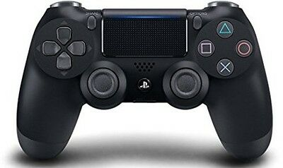 DualShock 4 Wireless Controller: Jet Black for PlayStation 4 - Games