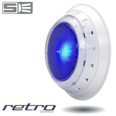 Spa Electrics Universal GKRX Retro Tri Colour LED Pool Light Variable Voltage